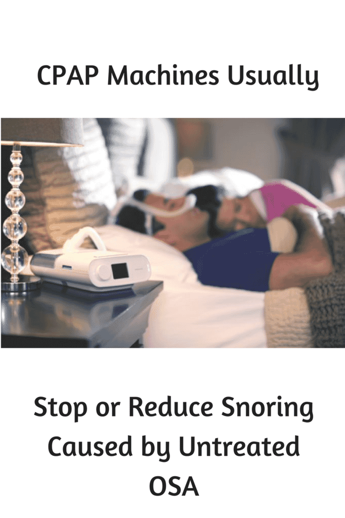 Does CPAP Therapy Stop Snoring? The CPAP Shop
