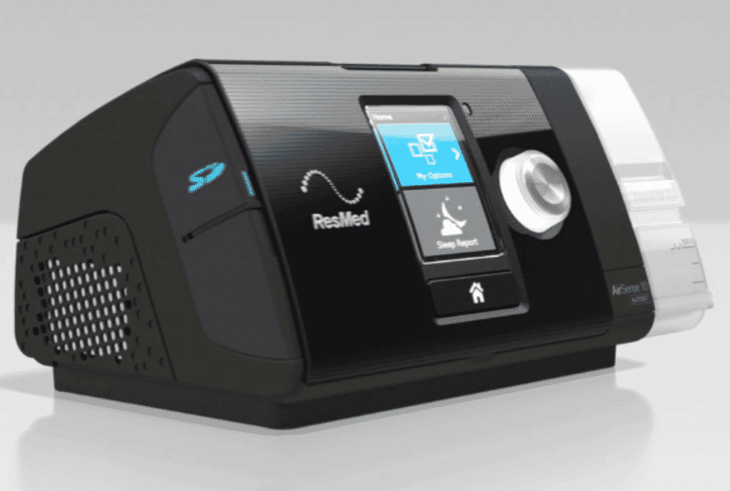 What to do if your CPAP Machine Whistles
