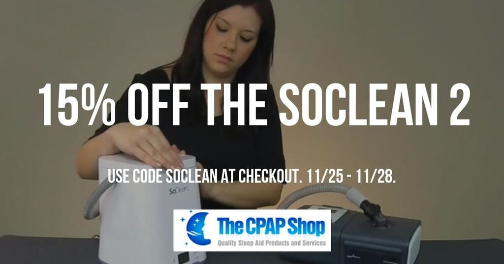 Using the SoClean 2 CPAP Sanitizing Machine