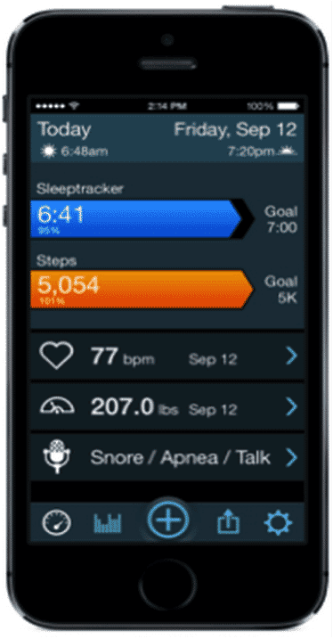 Snore Recorder App Free
