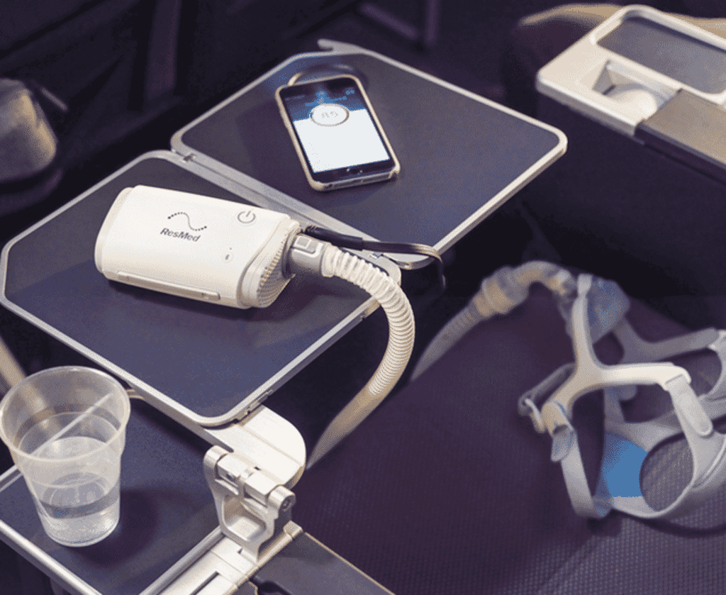 ResMed AirMin - The best Travel CPAP Machines