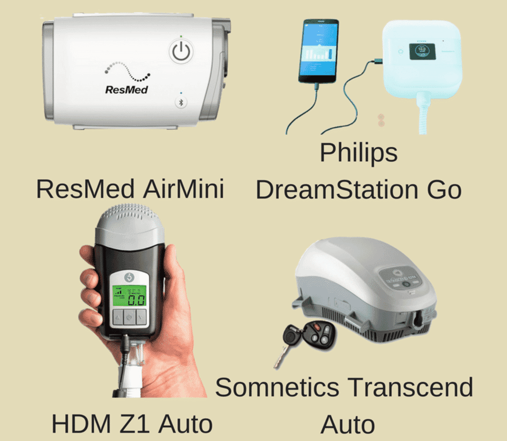 How to Choose a Travel CPAP Machine