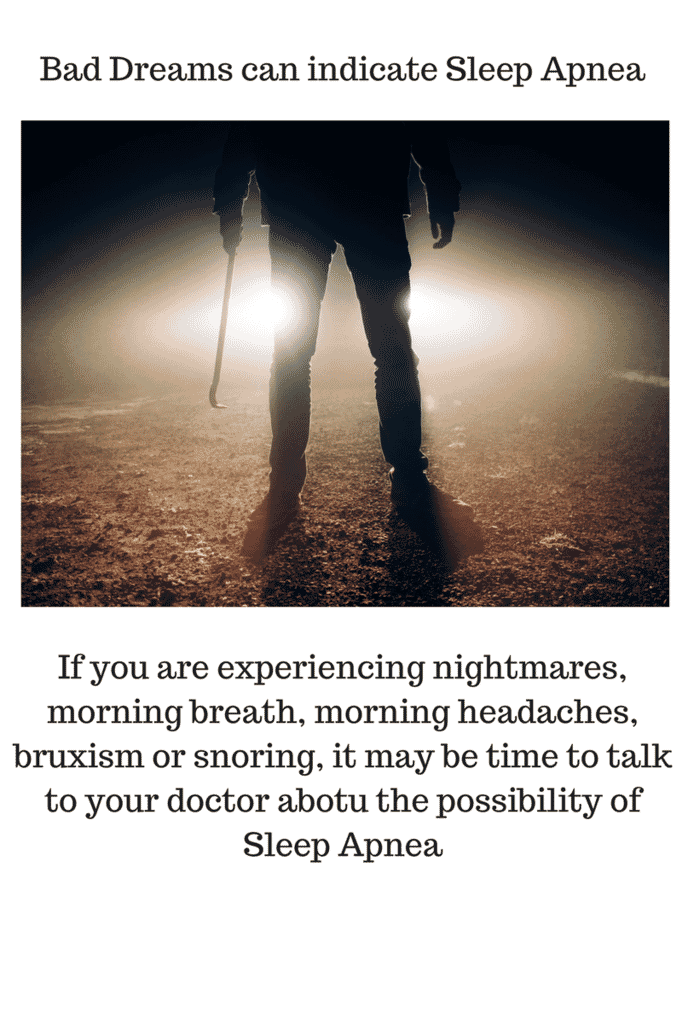 Does Sleep Apnea Cause Bad Breath & Bad Dreams