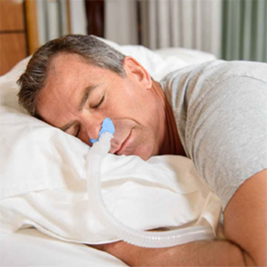 CPAP Therapy Without a Mask? Introducing Bleep.