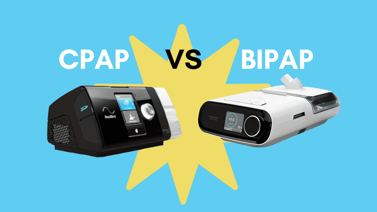 What is the Difference Between CPAP and BIPAP Therapy?
