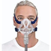 Resmed Quattro™ FX Full Face CPAP Mask with Headgear