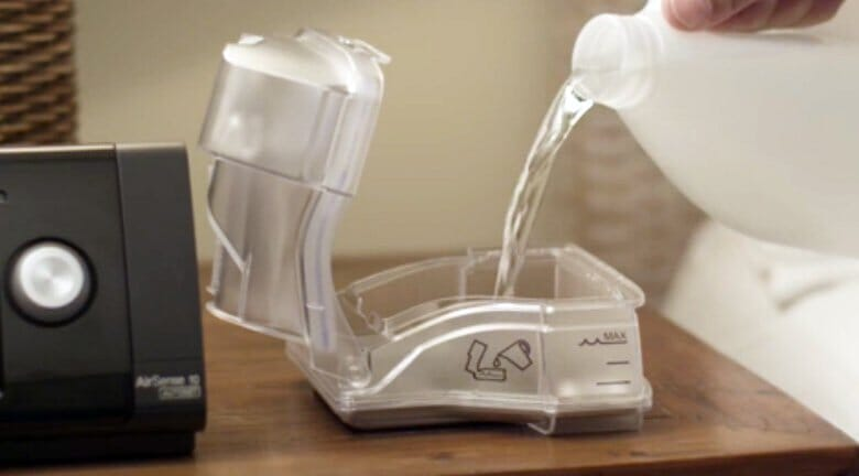 ResMed AirSense 10 Auto CPAP Machine with Heated