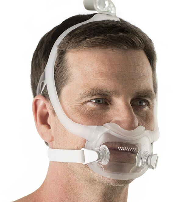 Philips Respironics Dreamwear Full Face Cpap Mask With