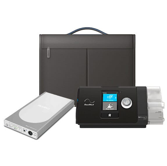 Resmed Airsense 10 Autoset Cpap With Power Station Battery
