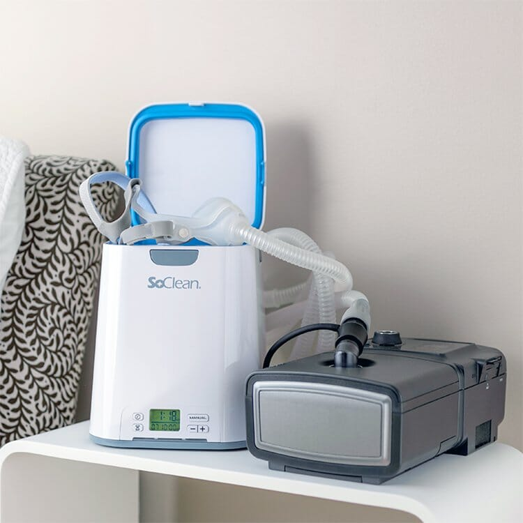 Image result for CPAP Cleaner Machine